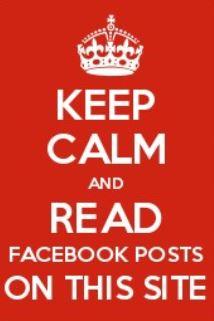 Facebook berichten De Doordravertjes nu ook te lezen op website!