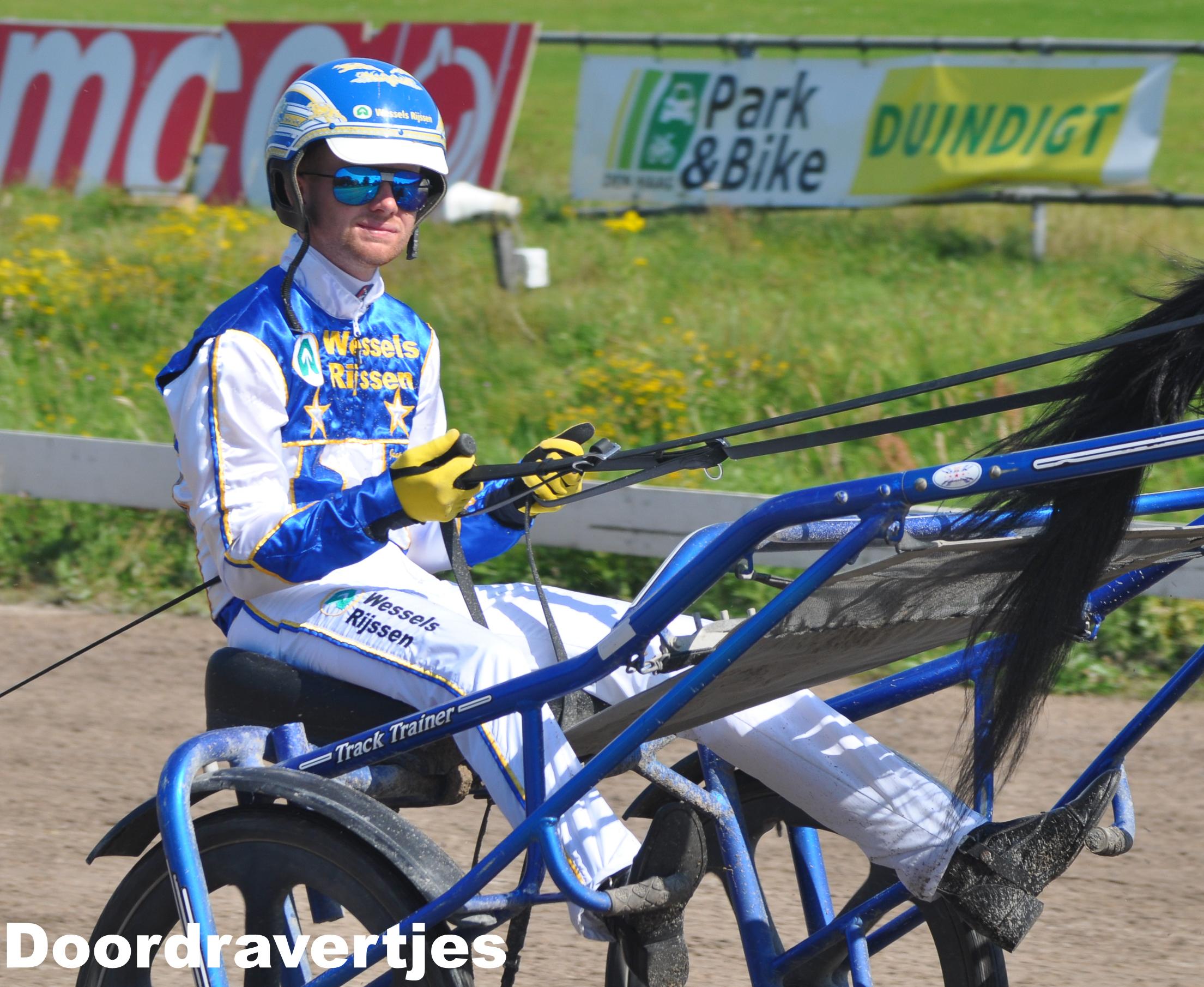 Standen bijgewerkt, voorsprong Van Rijn nog vier!