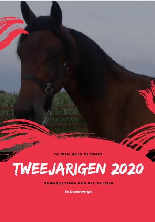 Op weg naar de derby: Tweejarigen overzicht 2020.