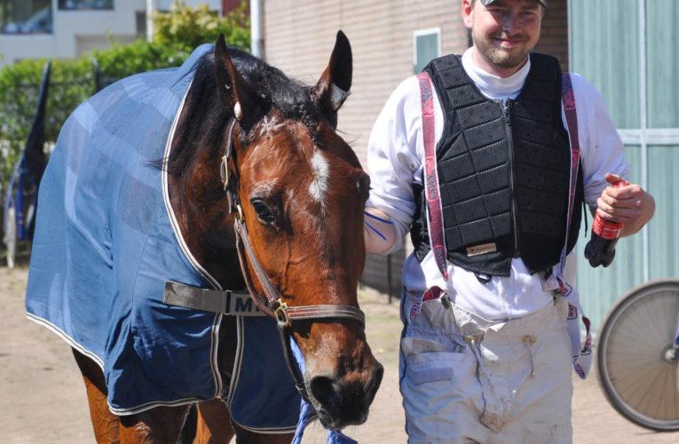 Standen Groningen: Kesper en Eye Catcher C beste paarden!